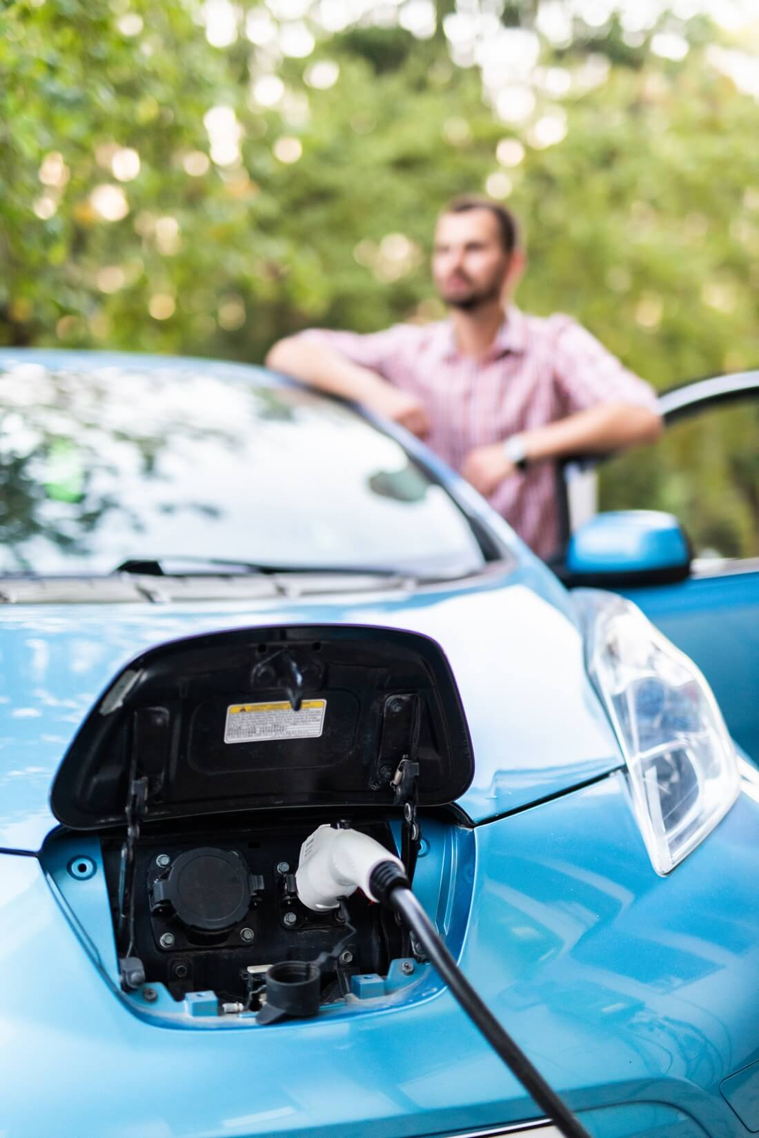 electric car charging point installation nottingham